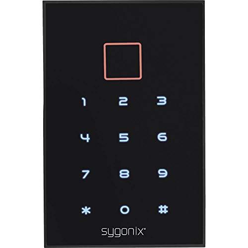 sygonix SY-3435062 Codeschloss Oberflächenmontage 12 V/DC IP66 mit beleuchteter Tastatur, mit Touch