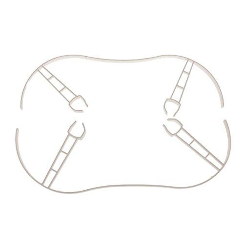 Ellenbogenorthese-LQ Protezione per elica Drone Bianca / Adatta per Parrot Bebop 2.0 Props Bumper 2 Pezzi