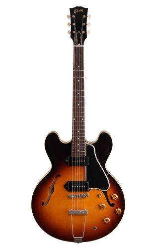 Gibson Memphis ES3014VBNH1 1959 ES-330 Historic Hollow-Body Electric Guitar, Vintage Sunburst