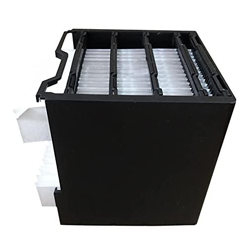 Reemplazo Plisado del Filtro De Aire, Reemplazo del Filtro del Mini Enfriador De Aire, Filtro del Ventilador del Aire Acondicionado Adecuado para: Una Generación De Enfriadores De Aire De 11x11x15cm