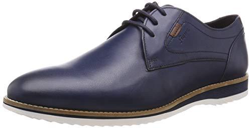Sioux Herren Quintero-700 Derbys Blau (Indaco 008), 43 EU (9 UK)