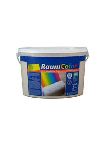 Raumcolor getönt 5l Cafe au Lait Innenfarbe Farbe Wilckens Dispersion Dispersionsfarbe Wandfarbe Deckenfarbe Tönfarbe Raumfarbe