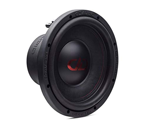 Subwoofer DD212-D4 30 cm 900 Watt Max auto spl Digital Designs Red Line DD Audio doppia bobina da 4 ohm 12' 30CM