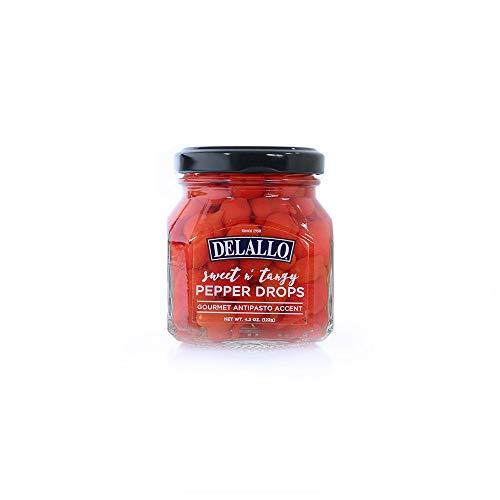 DeLallo Sweet & Tangy Pepper Drops