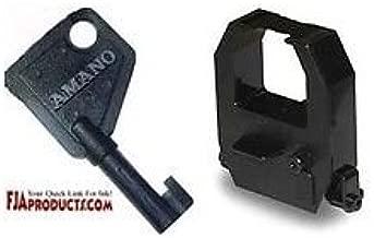 Amano Time Clock Ribbons Amano TCX-45 Amano Recorders