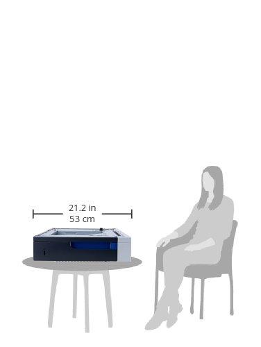HP Universal Papierzuführung für LaserJet Enterprise CP4025 und CP4525 Farblaserdrucker / Enterprise CM4540 Farblaser Multifunktionsdrucker (A4, 250 Blatt) CC425A