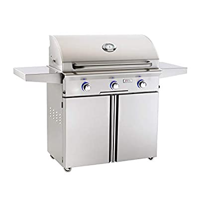 AOG American Outdoor Grill 36PCL-00SP L-Series 36 inch Propane Gas Grill On Cart