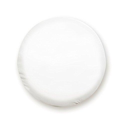 ADCO 1757 Polar White Vinyl Tire Cover J (Fits 27 Diameter Wheel)