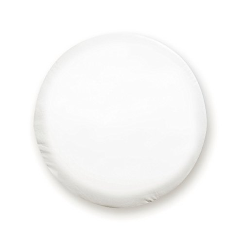 ADCO 1757 Polar White Vinyl Tire Cover J (Fits 27' Diameter Wheel)