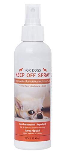 Petsvv Naturale Repellente per Cani Spray per Addestramento Protezione Graffi Gatto 120 ml