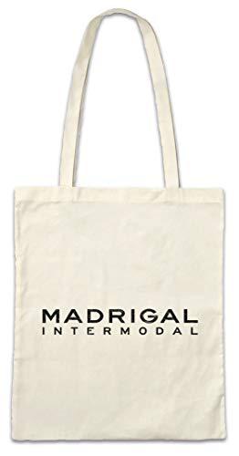 Urban Backwoods Madrigal Intermodal Hipster Bag Beutel Stofftasche Einkaufstasche
