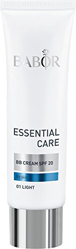 BABOR ESSENTIAL CARE BB Creme Gesichtscreme,01 light, 1er Pack (1 x 50 ml)
