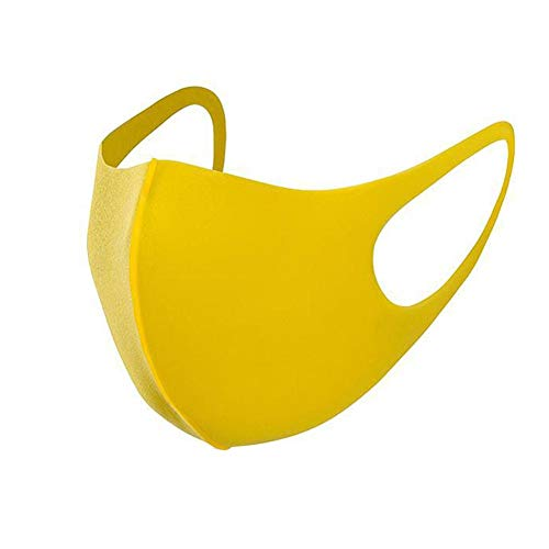 LEEYYO - 1 unidad, color amarillo, lavable/saludable/exterior, apto para niños de 4 a 12 años de edad