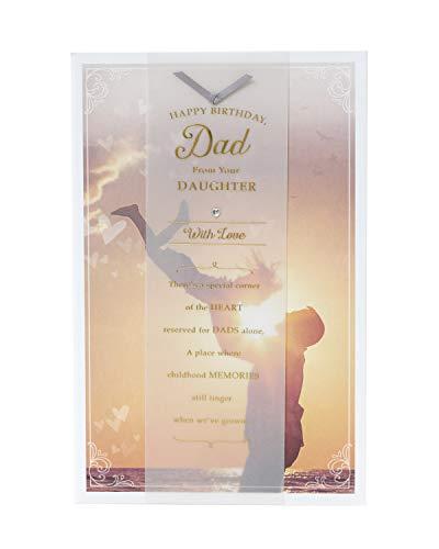 Britse groeten vader verjaardagskaart - verjaardagskaart voor papa - papa kaart met mooie woorden - cadeaubon voor hem - geschenken voor papa