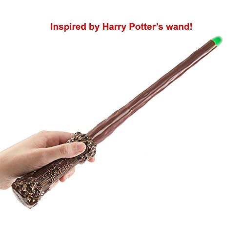 PICTIONARY-AIR-HARRY-POTTER-Family-Drawing-Game-Wand-Pen-112-Double-Sided-Clue-Cards-with-Picture-Bonus-Clues