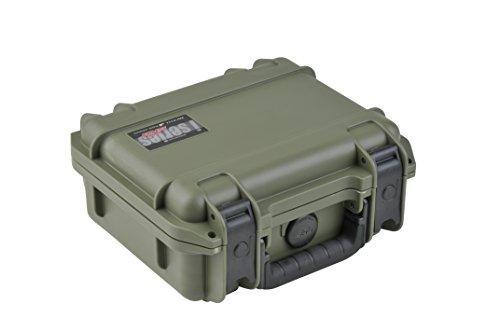 SKB 3i Case Layered - Bolsa/Cinturón para presas de Caza, Color Verde, Talla UK: 235 x 180 x 105 mm