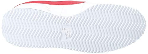 Nike Nike Cortez Basic Sl Gs 904764-103, Unisex Kid's Low-Top Sneakers, White (White/Varsity Red/Varsity Royal 103), 4 UK (36.5 EU)