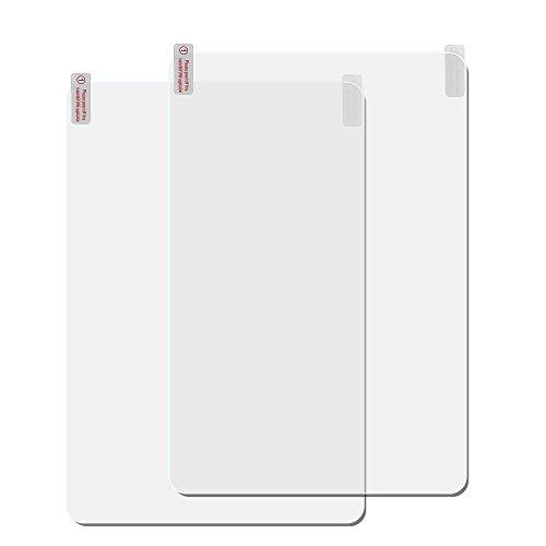 2x Film En Plastique Protection écran Anti-rayures Pour 10.1 pouces Androïde Tablette