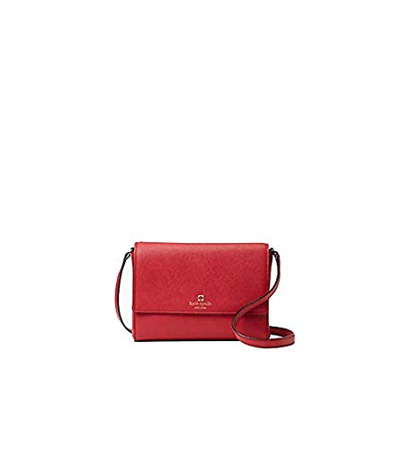 Kate Spade Cove Street Dody Leather Crossbody Bag, Red Carpet