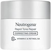 Neutrogena Rapid Tone Repair Vitamin C Brightening Correcting Cream 1.7 Oz