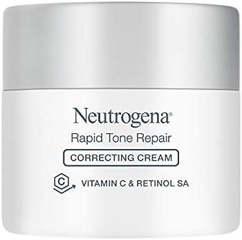 Neutrogena Rapid Tone Repair Vitamin C Brightening Cream 1.7 Oz