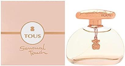 Tous Sensual Touch Women's Eau de Toilette Spray, 3.4 Ounce