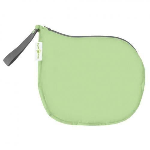 bumGenius Outing Wet Bag - Holds 3 to 5 Cloth Diapers (Grasshopper)