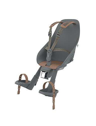 Urban Iki Unisex Jugend Kindersitz-2124010100 Kindersitz, Schwarz, One Size