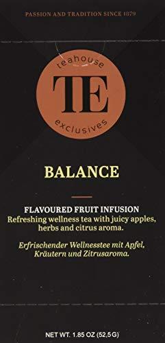 Teahouse Exclusives Luxury Tea Bag Balance, 52.9 g
