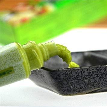Vista Chaud!Graines de Wasabi 100pcs / lot, Raifort japonais Semences de légumes Bonsaï Plante DIY Jardin Plantes