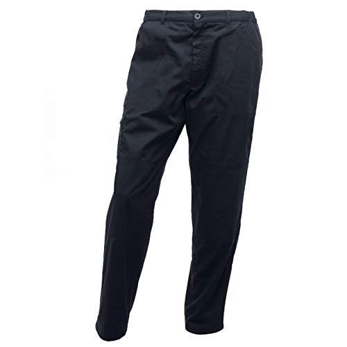 Regatta Pantalon Professionnel Professionnel résistant et imperméable à Plusieurs Poches pour Homme