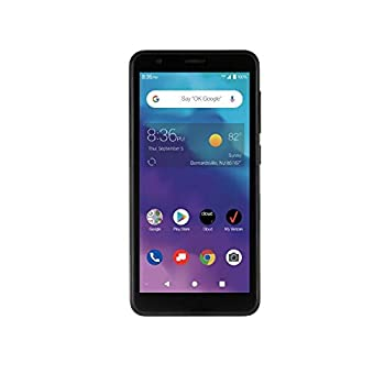 ZTE Z3153V Blade Vantage 2 5.4  Smartphone 16 GB Storage 2 GB RAM 2 MP Front 5 MP Rear Android 9 Pie Verizon Black
