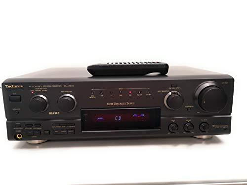 Technics SA-AX 530 Receiver