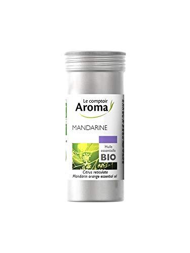 Le Comptoir Aroma etherische olie, biologisch, mandarijn, 10 ml