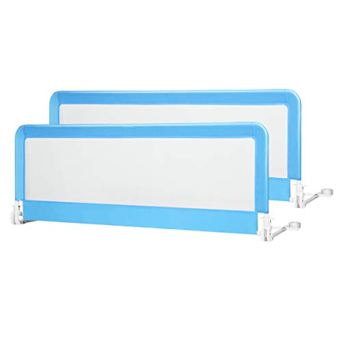Costzon Double Sided Bed Rail Guard