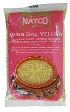 Natco Mung Dall Giallo 500g