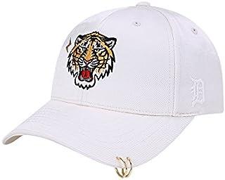 MLB 2017 SPRING COLLECTION * TWICE トゥワイス Tiger 虎 男女共用 帽子 野球帽 Hat cap キャンパス CAP ダヒョン DAHY...