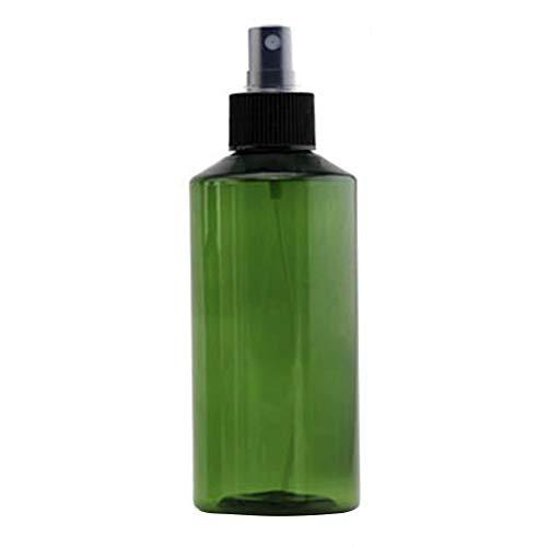 happyhouse009 Kunststoff-Lotion-Flasche, zum Nachfüllen, für Kosmetikflaschen, Flüssigkeitsbehälter, Sprühflaschen, ätherische Öle, Parfüm, Kosmetik, 1, grün, 150ml