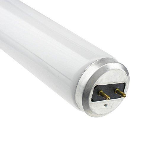 Sylvania 22461 - F40CWX/CVP 10PK CP Straight T12 Fluorescent Tube Light Bulb