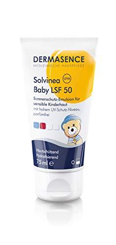 DERMASENCE Solvinea Baby Creme LSF 50, geeignet für Neurodermitiker