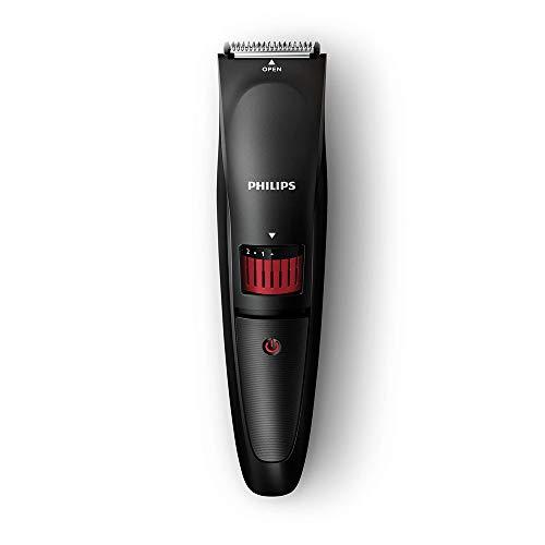 Philips Philips QT4005/13 - Afeitadora barba, color negro - 789 gr