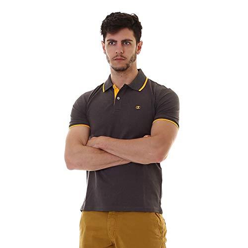 Champion Poloshirt mm Art.211429, Grau XL