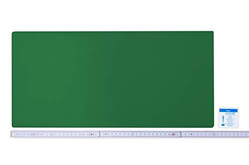 Flickly Anhänger Planen Reparatur Pflaster | in vielen Farben erhältlich | 50cm x 24cm | SELBSTKLEBEND (smaragdgrün)