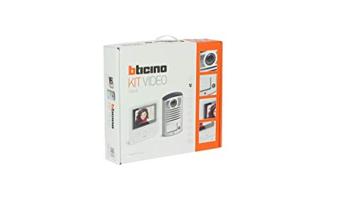 Bticino Video-Kit Klasse 100 V16B Monofamilie, Linie 2000