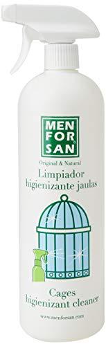 Menforsan Limpiador Higienizante para Jaulas Aves - 1 Litro