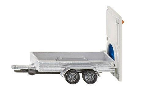 Siku 4366225 1028 - Verkehrssicherungsanhänger (farblich sortiert)