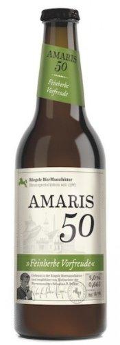Riegele Amaris 50 - Bierspezialität aus Augsburg