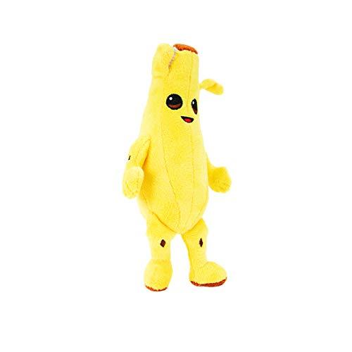 Fortnite FNT0245 Loot Plüsch Schali Plüschfigur, Bananen Figur ca. 20 cm, Plüschbanane
