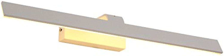 Beleuchtung WandfluterführteSpiegel Scheinwerfer Badezimmer wasserdicht Anti-Fog Spiegelschrank Lampe Make-up Lampe moderne einfache Schminktisch Wandleuchte