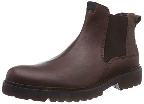 Sioux Herren Quendron-704 Chelsea Boots, Braun (Marrone 003), 44 EU (9.5 UK)